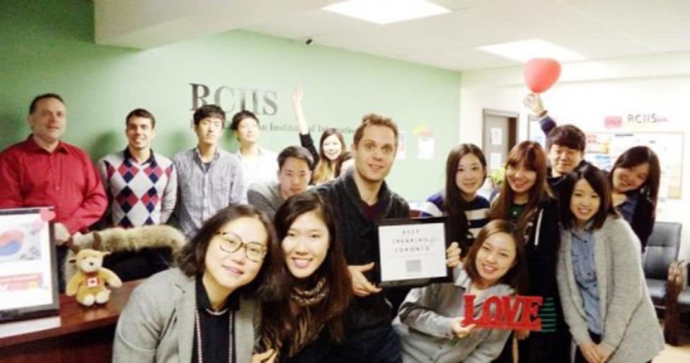 RCIIS 加拿大 多倫多 商業英語 語言學校