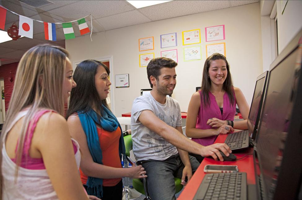 TLG 加拿大 溫哥華 多倫多 小班制 語言學校